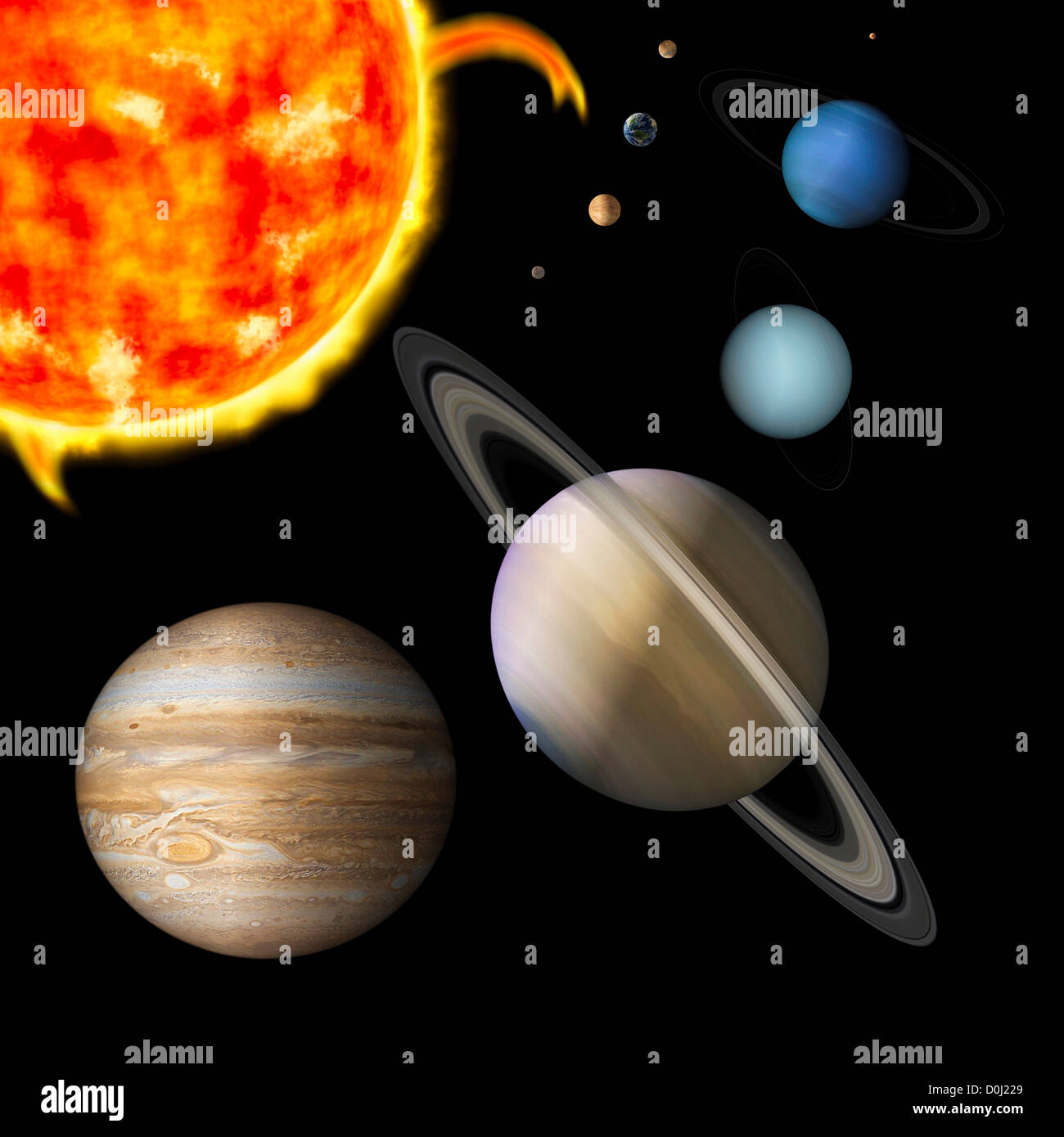 an introduction to the solar system the sun and the nine planets Two recent studies have shown that the existence of a mysterious, hypothetical planet nine could explain why the planets in our solar system don't fully line up with the sun researchers have been speculating about a ninth planet since january this year, and these latest studies add more weight to.