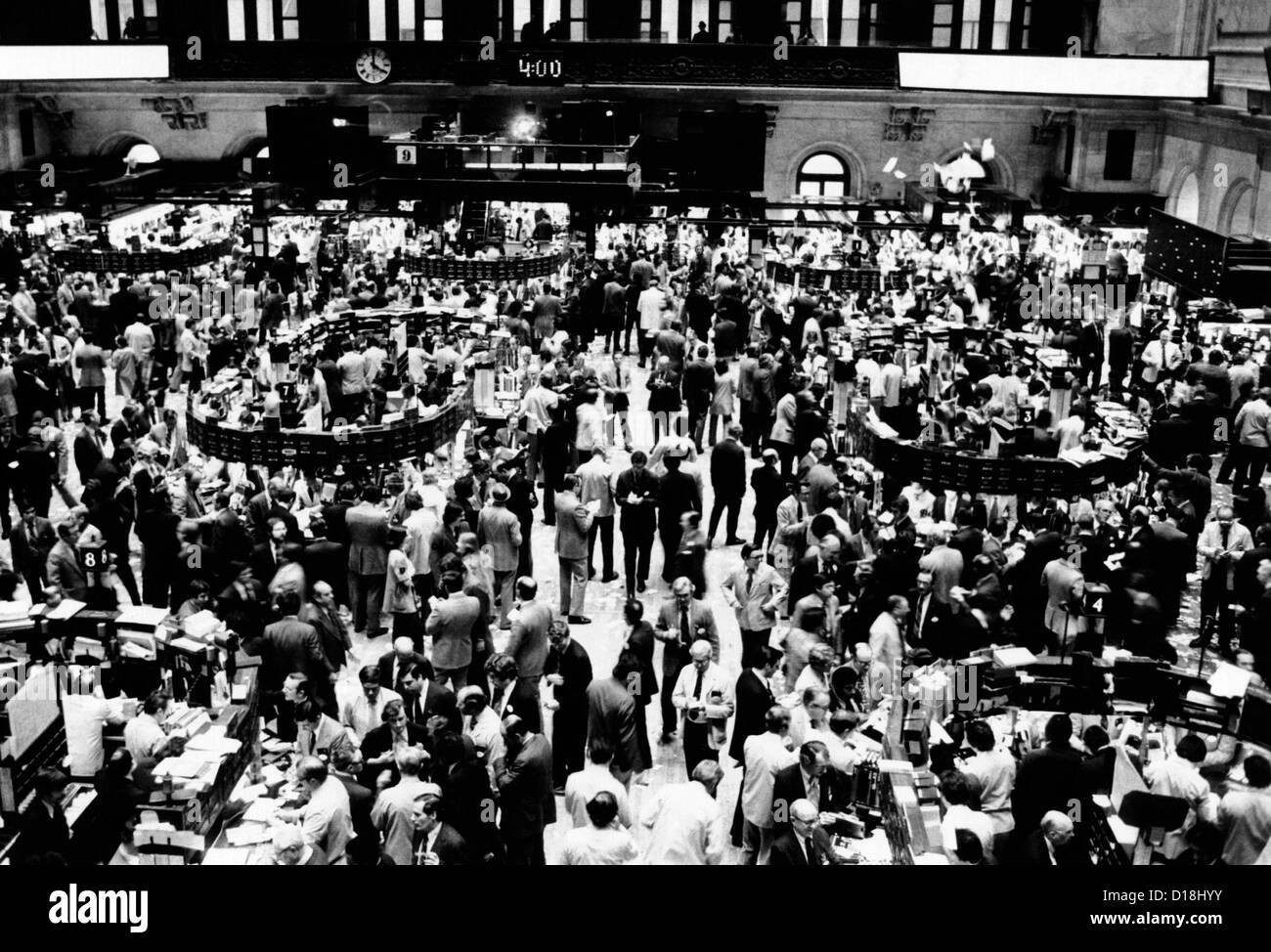 Option trading new york