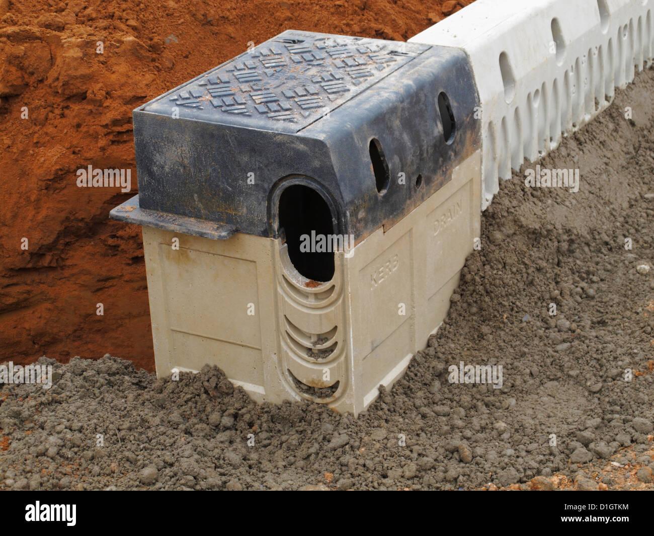 aco drain installation instructions