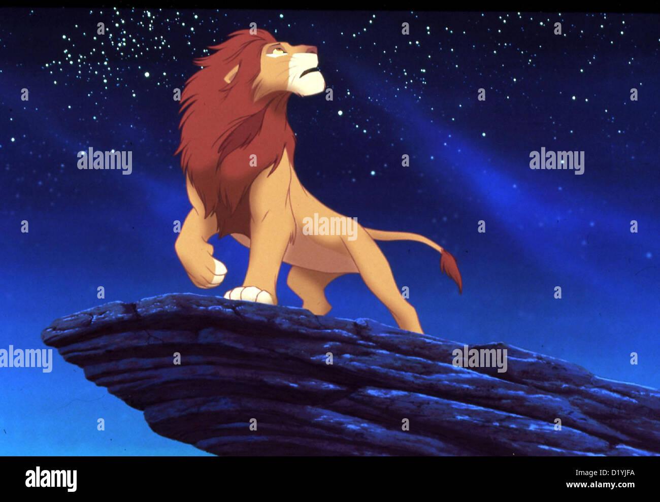 koenig der loewen lion king the simba der koenig der. Black Bedroom Furniture Sets. Home Design Ideas