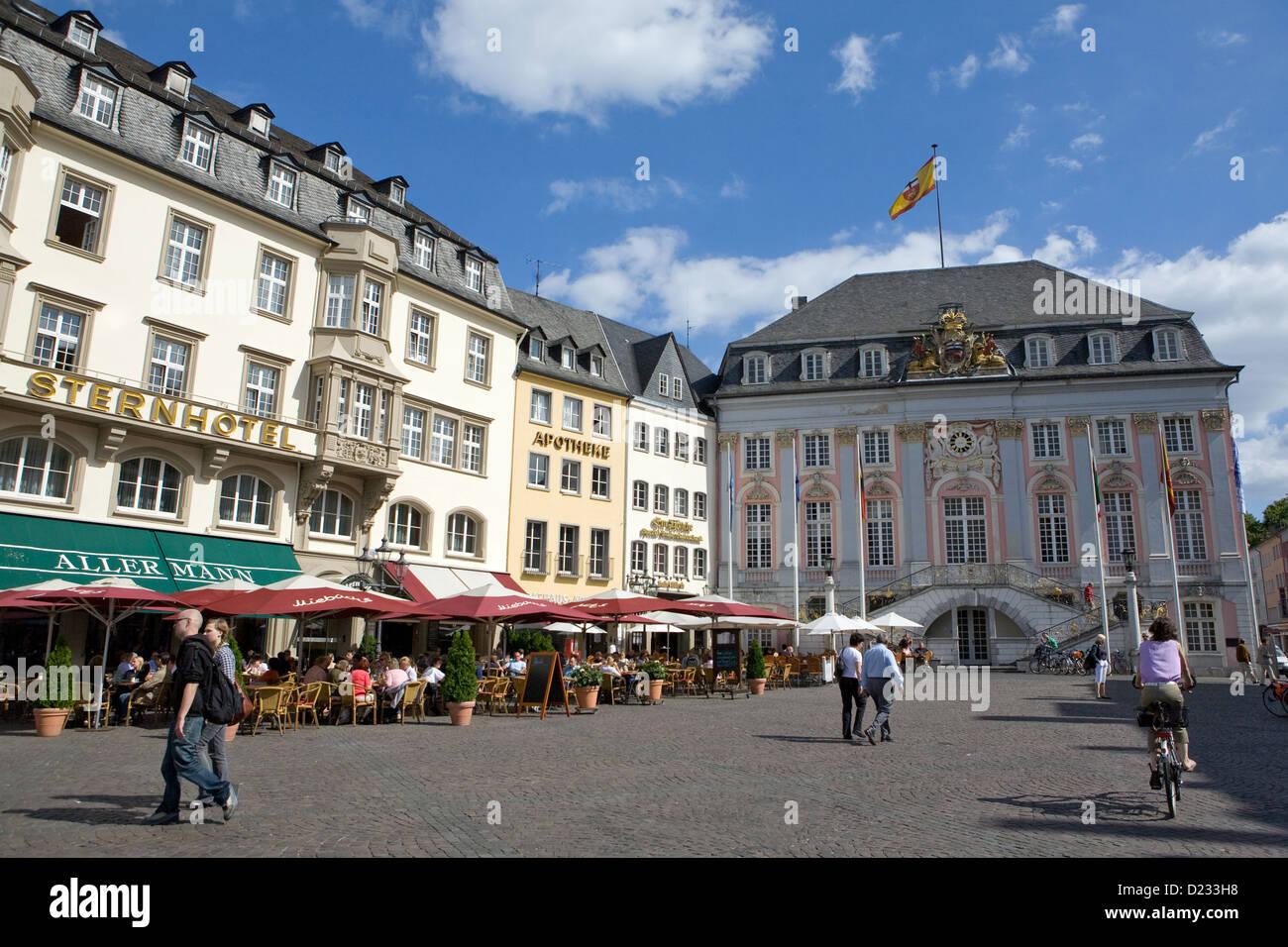 Star Hotels In Bonn Germany