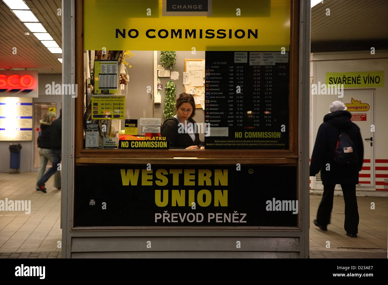 Send money to a bank account online Western Union