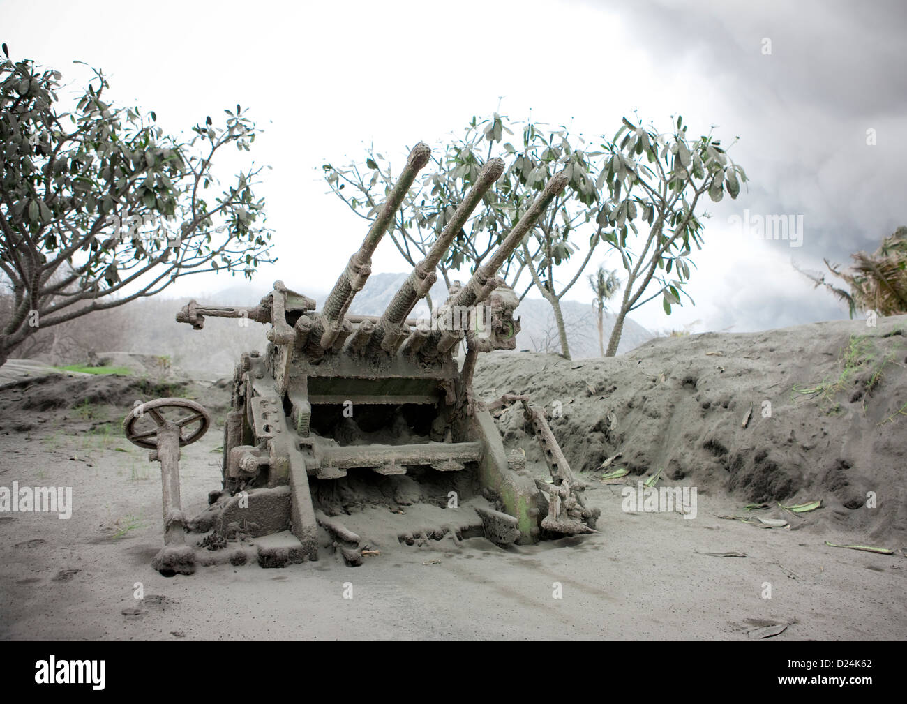 world war two machine gun