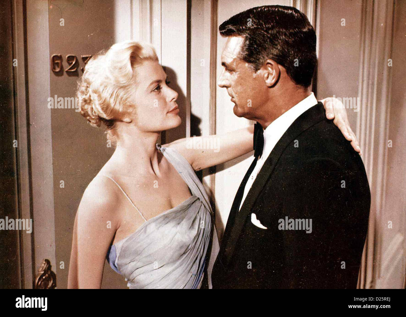 ueber den daechern von nizza to catch thief grace kelly cary grant stock photo royalty free. Black Bedroom Furniture Sets. Home Design Ideas