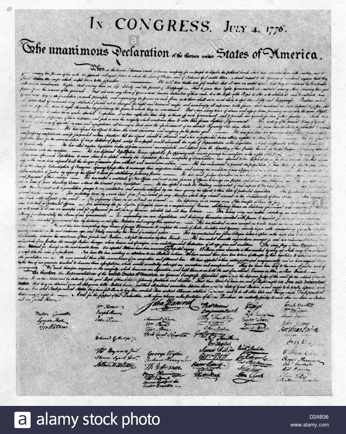Transcript of Declaration of Independence (Final)
