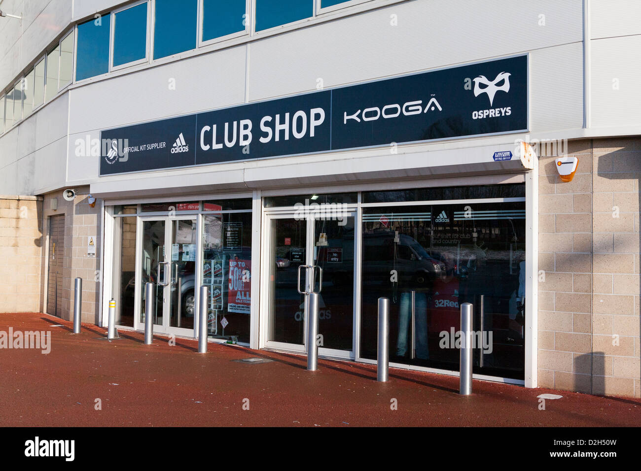 Due to stock take and a shop revamp Swansea City's Cwmdu store will be closed from 4pm today (Friday) until next Saturday (June 6). The Liberty Stadium club shop will also be closed on Monday (June 1) and Friday (June 5) but still open on Tuesday, Wednesday and Thursday.