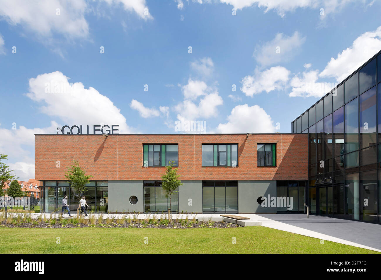 Front Elevation Designs For Schools : Columbus school and college chelmsford united kingdom