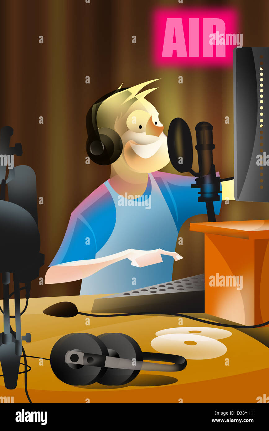Resume Of A Radio Jockey