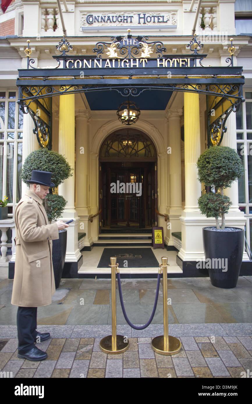 Connaught Hotel London Tea