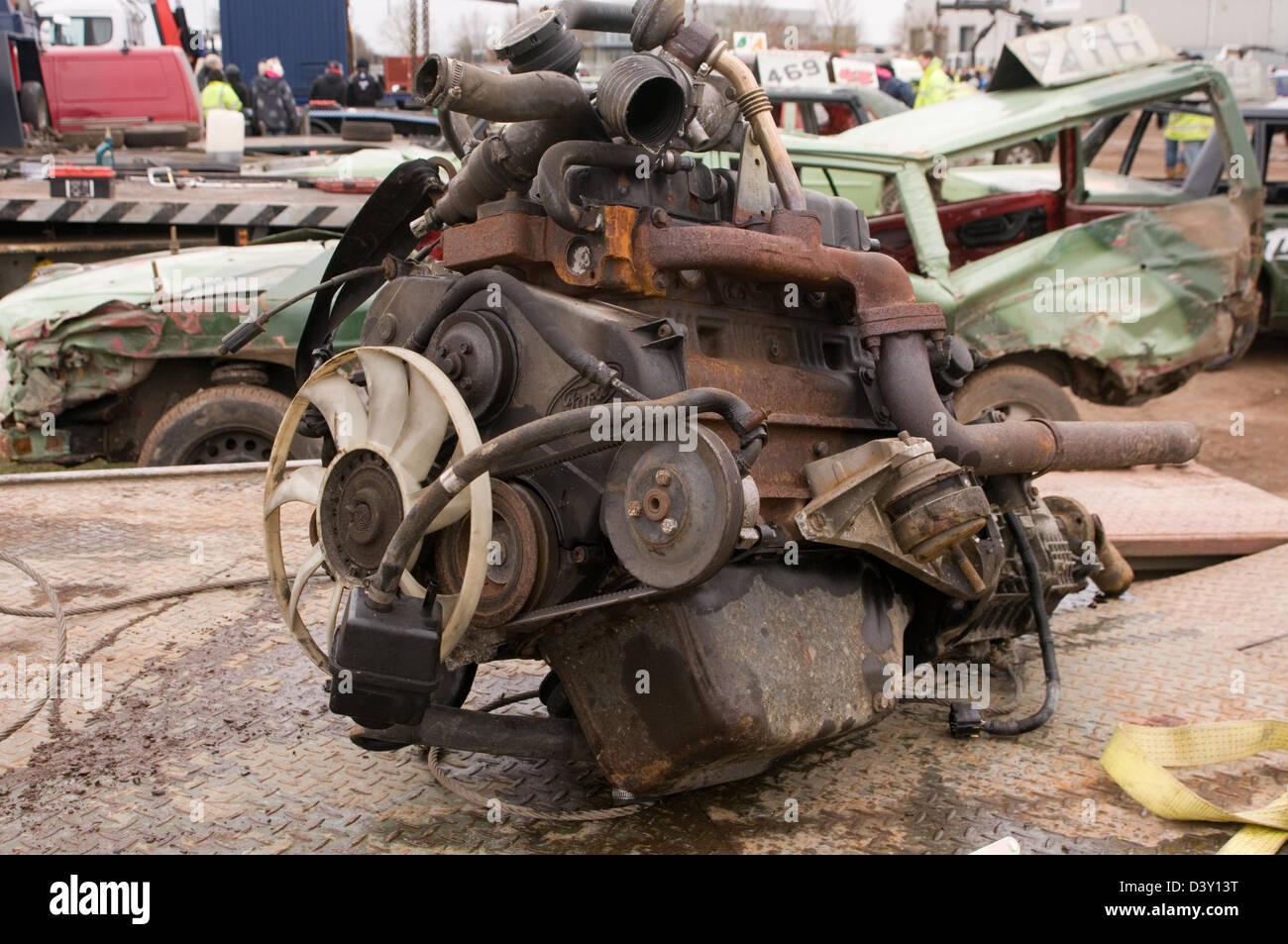 Scrap Yards That Buy Cars