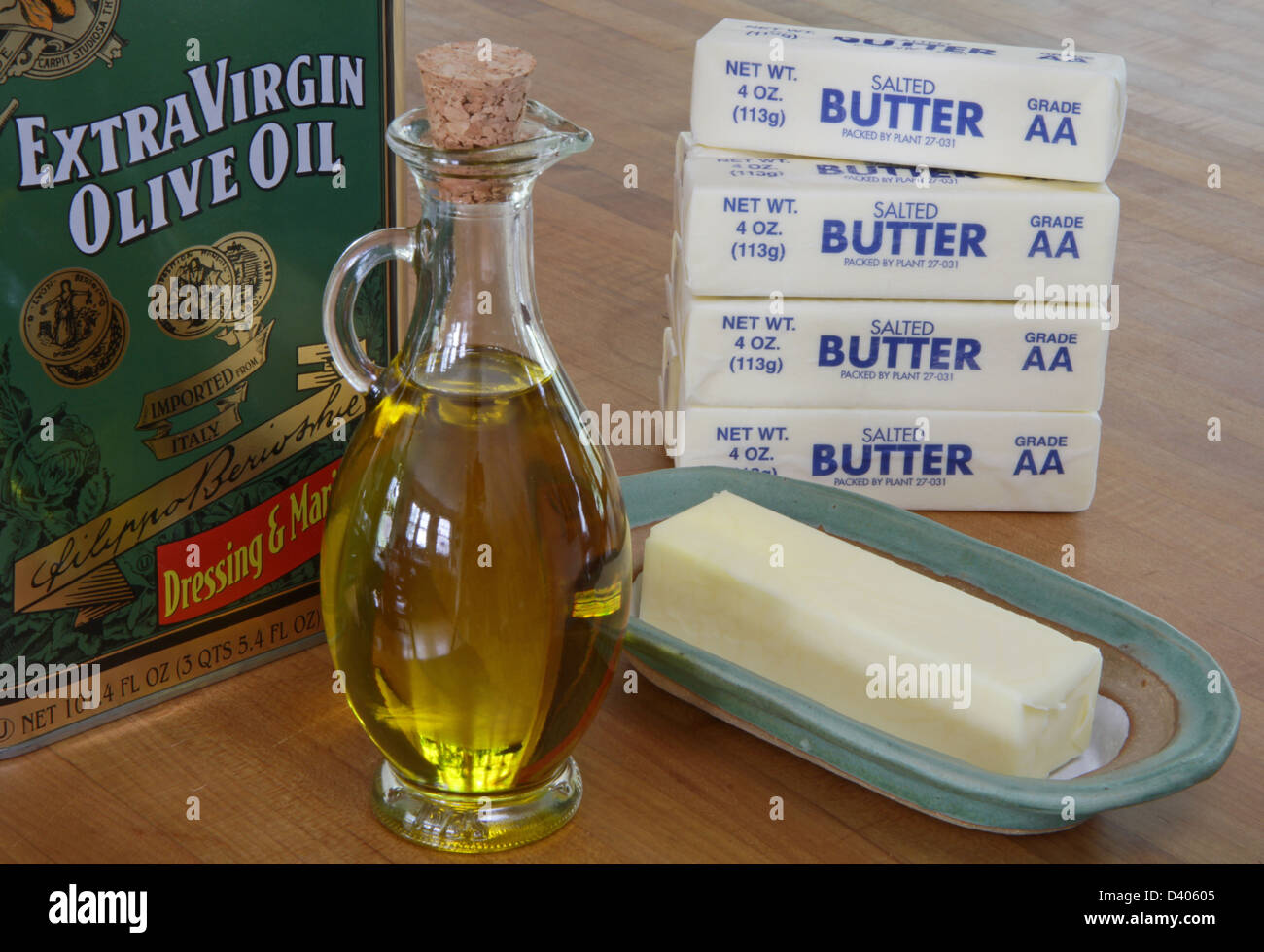 butter and olive oil Find information about all of our farm-fresh dairy products including butter, cheese, milk, half and half, and eggs.