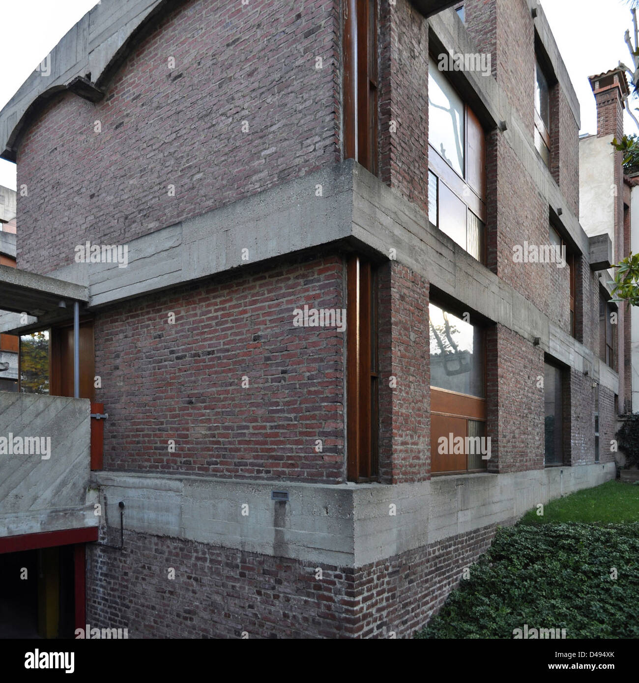 Le Corbusier Maisons Jaoul Neuilly Sur Seine Paris