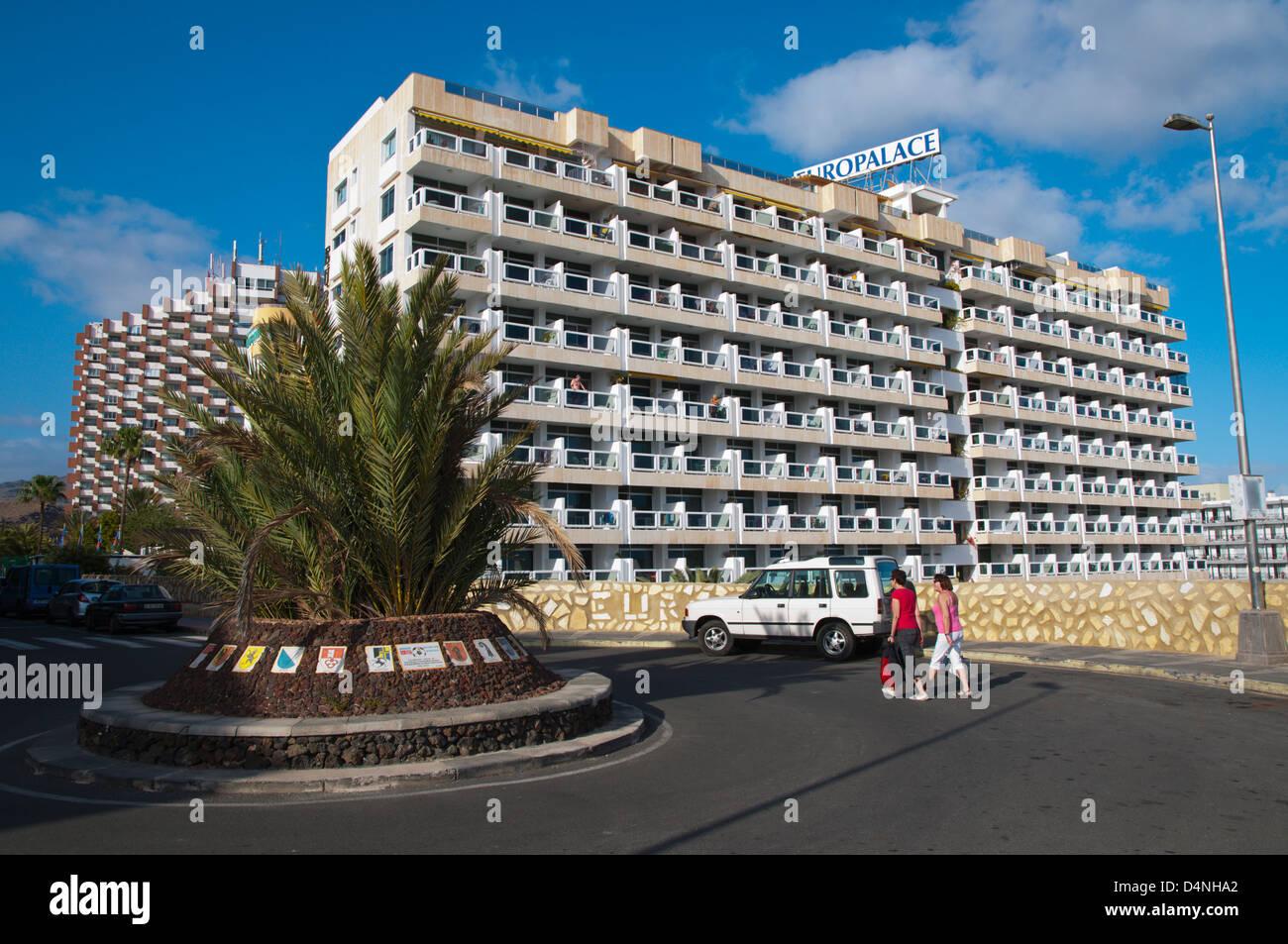 Hotel Europalace Playa Del Ingles