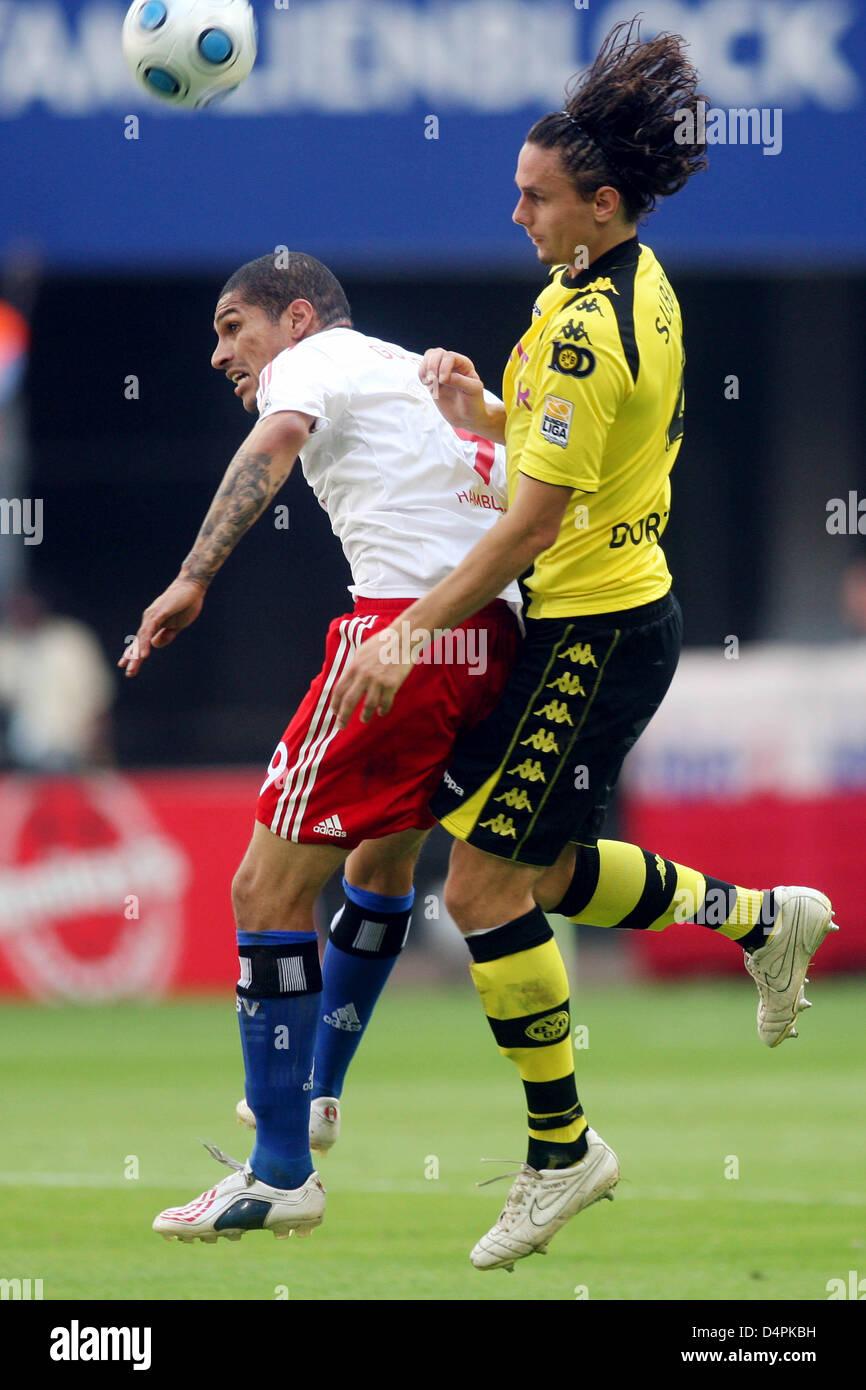 Guerrero Dortmund