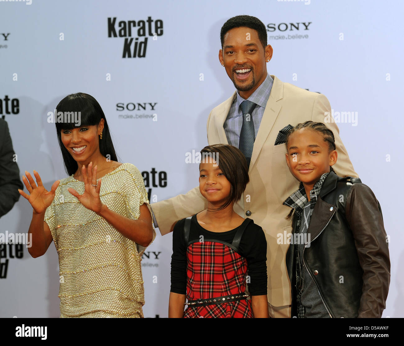 dating daughter will smith and comedian