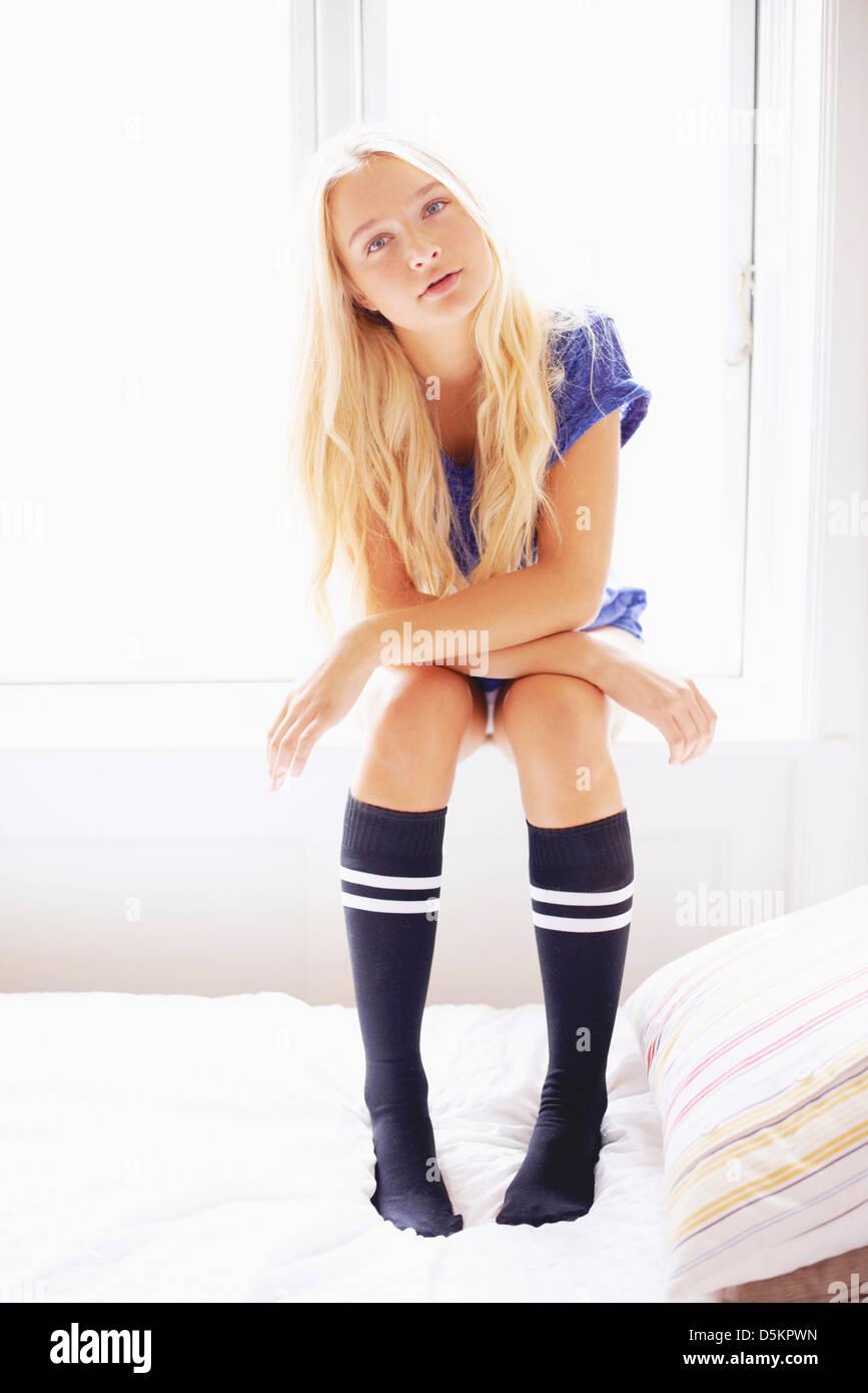 Teen girls socks pictures