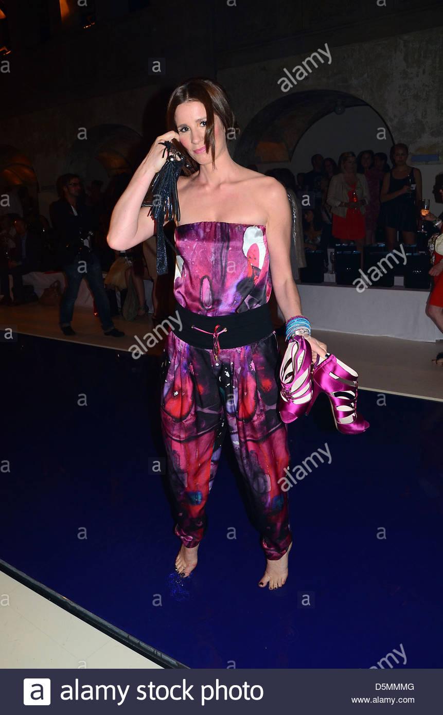 Escada Sport Fashion Show At Stadtbad