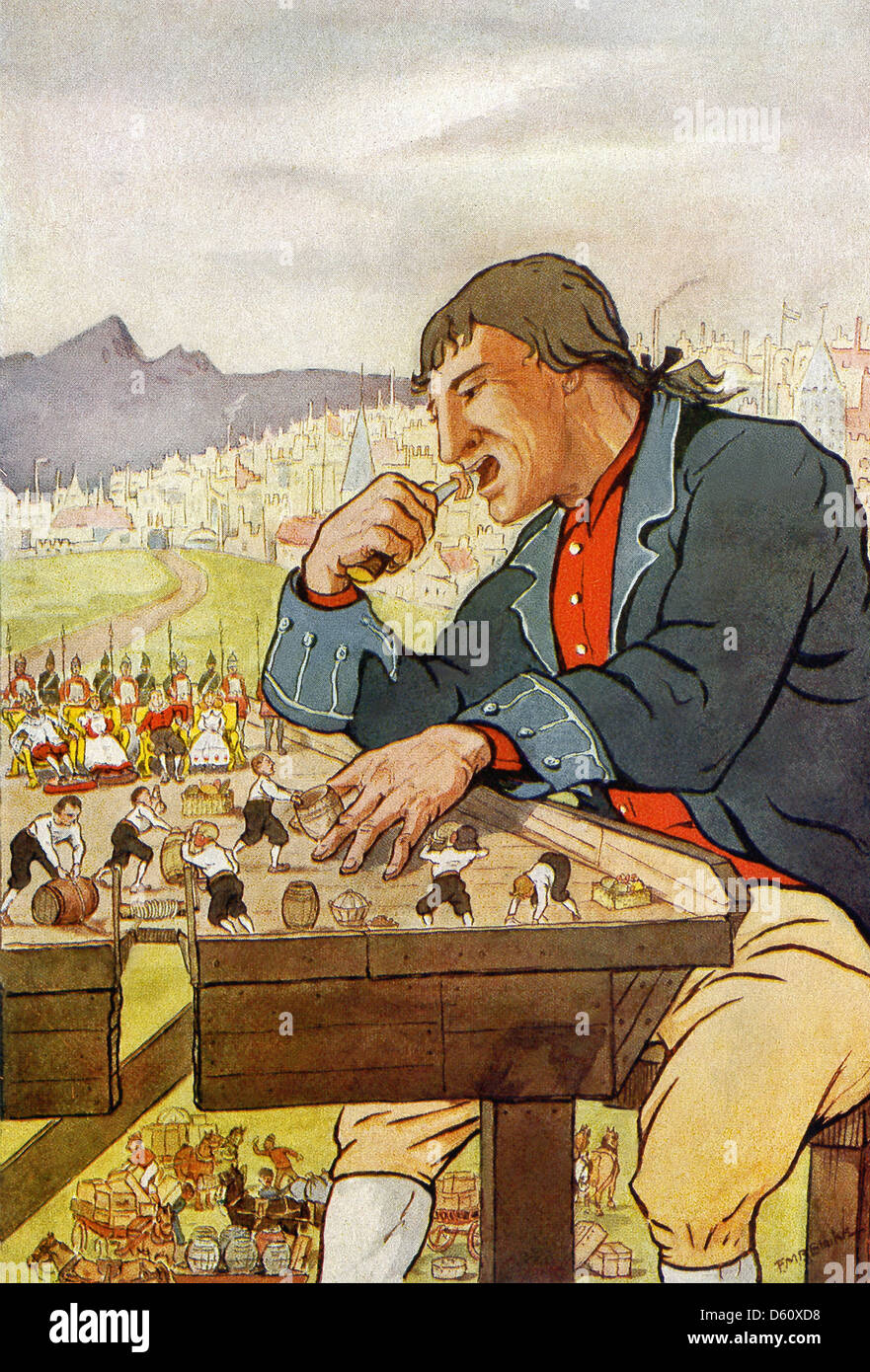 analysis of the main character in gullivers travels written by jonathan swift Jonathan swift was a snarky, snarky bitch gulliver's written in the old style where listing off occurrences constituted gulliver's travels, jonathan swift.