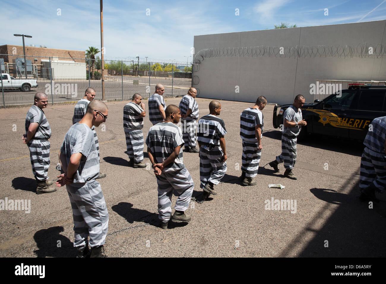 Maricopa County-Estrella Jail - Inmate Search | Visits ...