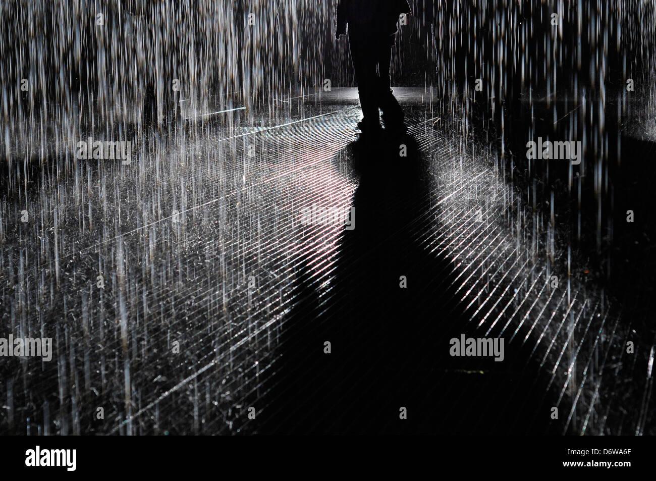Man In The Rain 109