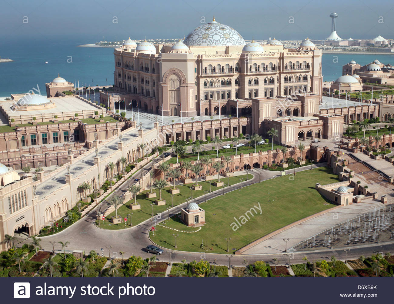 Luxury hotel emirates palace in abu dhabi united arab for Hotels in uae
