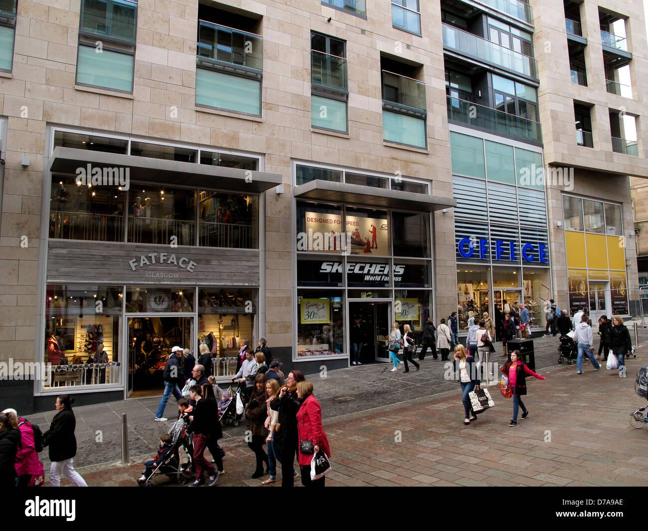 Office Shoe Stores Scotland