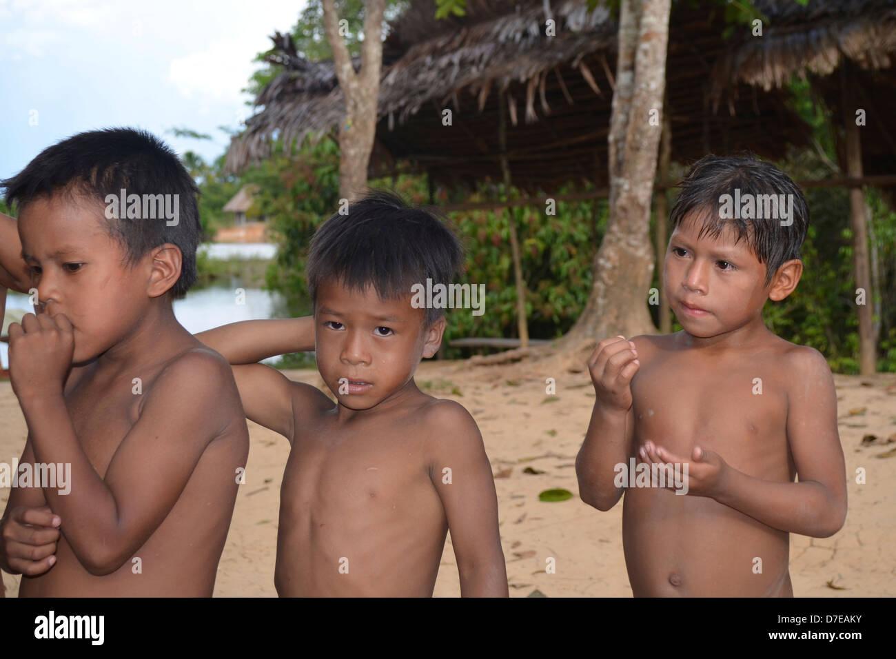 brazillian native indians nude