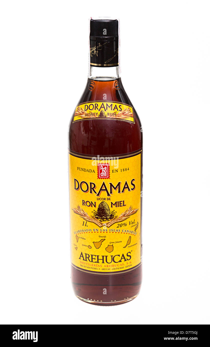 Honey Rum Canary Islands