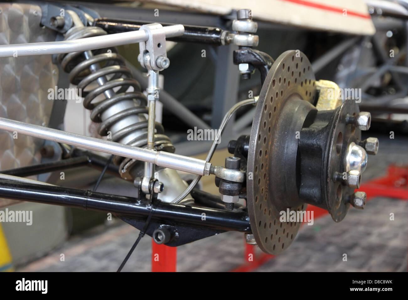 Race Car Alignment System