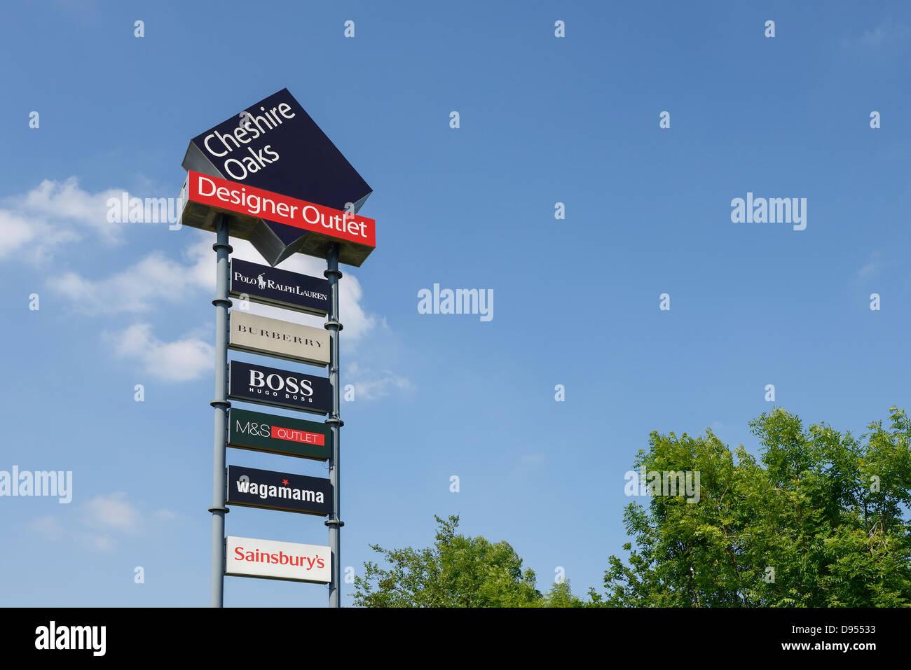 Cheshire oaks designer outlet shopping centre ellesmere - Designer outlet mobel ...