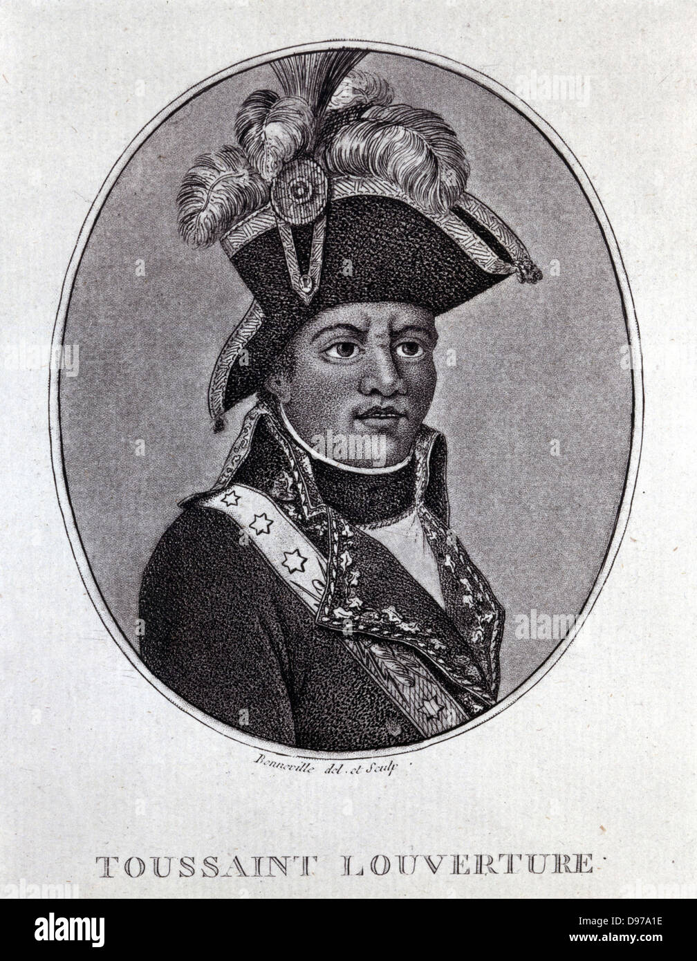 toussaint louverture Toussaint l'ouverture holds a printed copy of the haitian constitution of 1801 ( library of congress prints and photographs division) prior to its independence, .