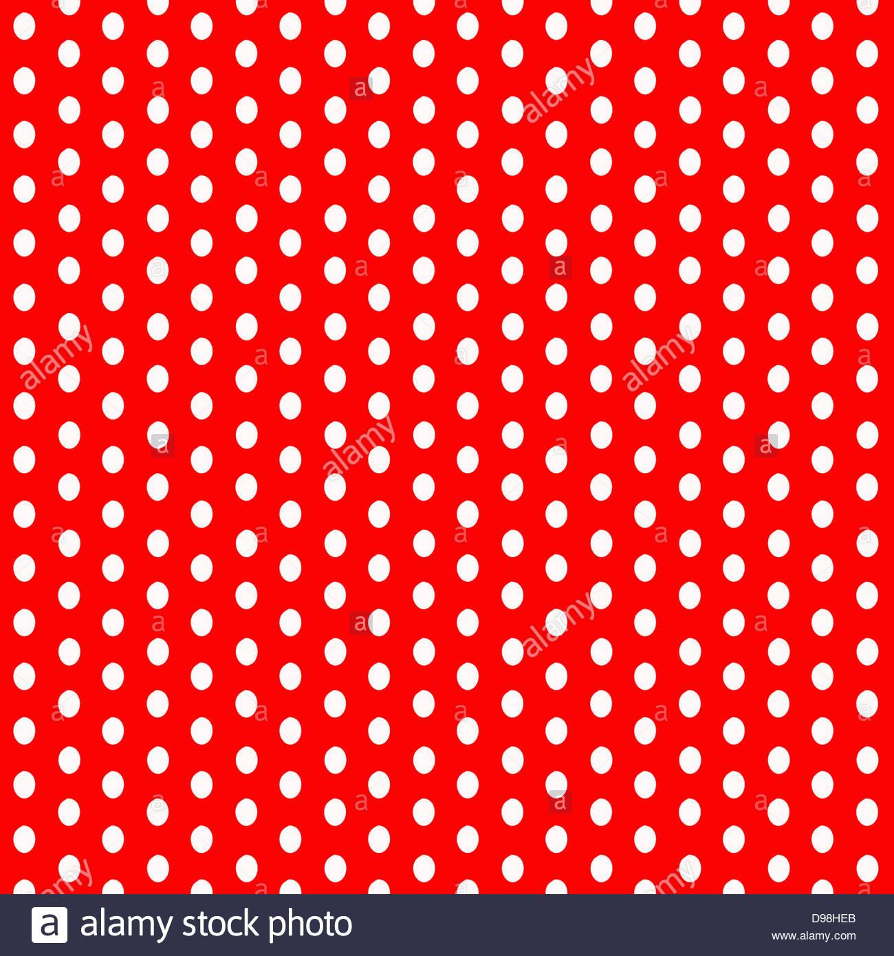 red white dots wallpaper - photo #27