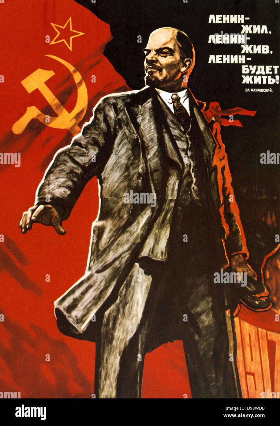 an essay on vladimir lenin and the soviet union