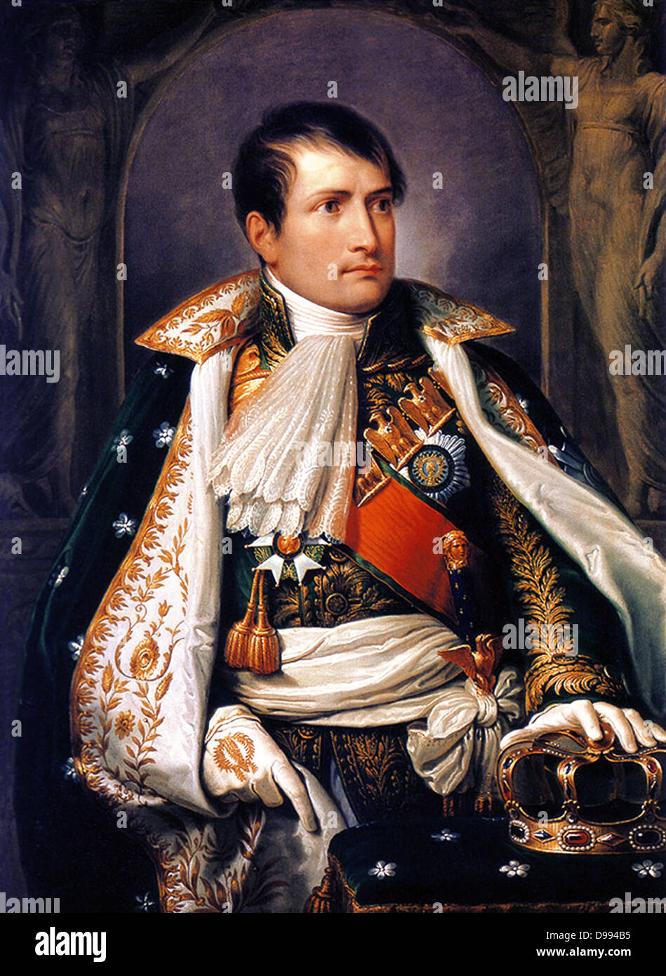 napoleon-2 Stock Photo