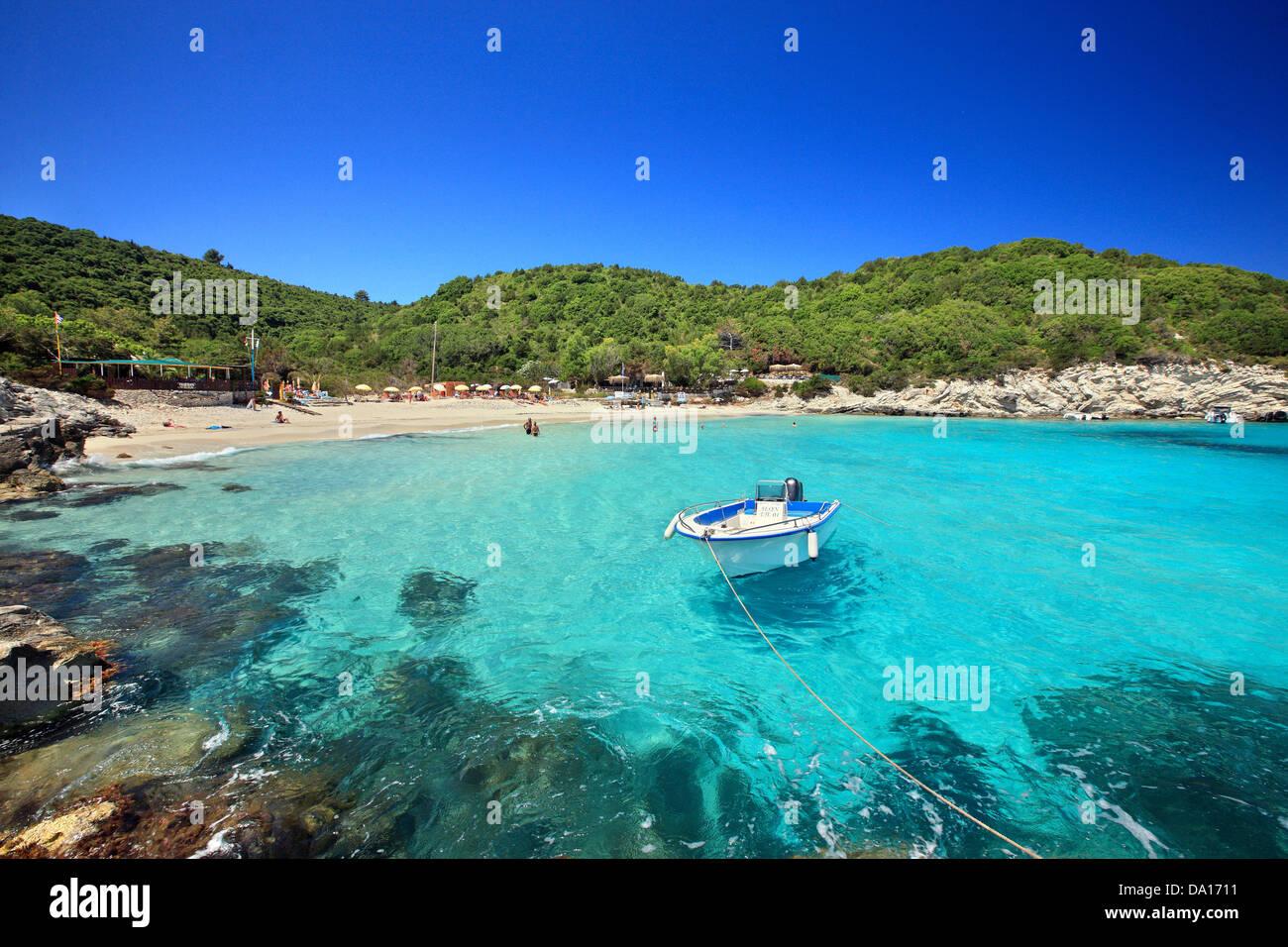 Ionian Island Holidays Paxos