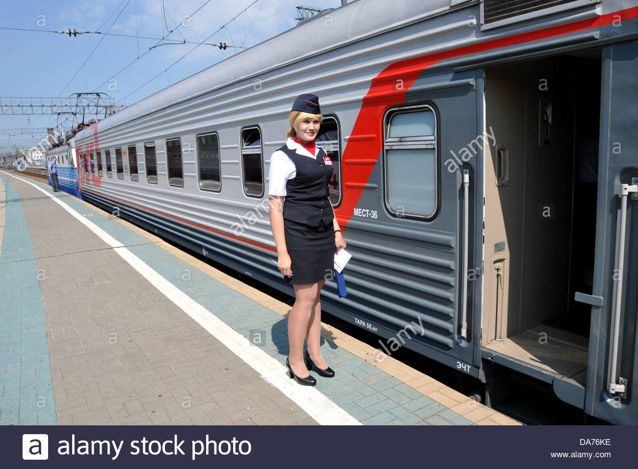 hostess-of-the-state-railways-rzd-on-the