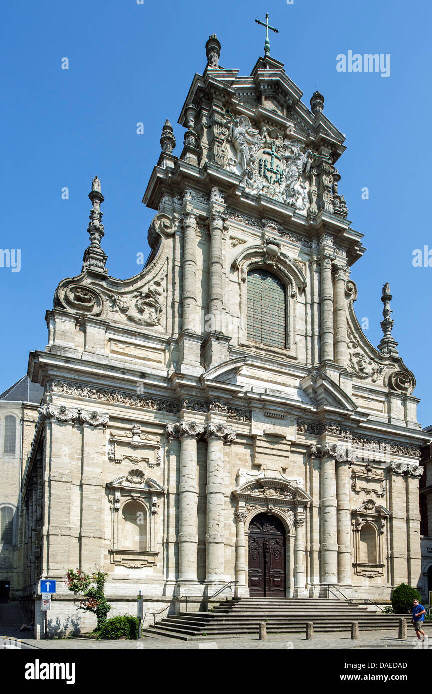 The church of saint michael sint michielskerk built in for Baroque style church