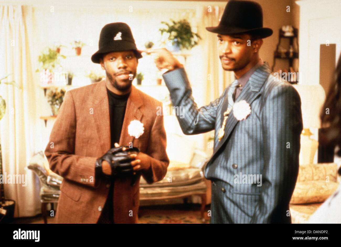 Does Damon and keenen ivory wayans rather