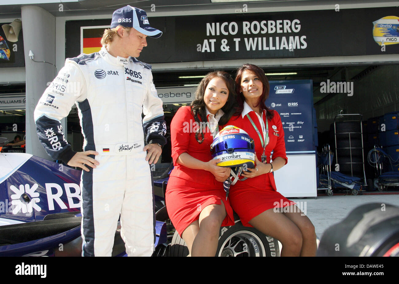 formula 1 williams drivers