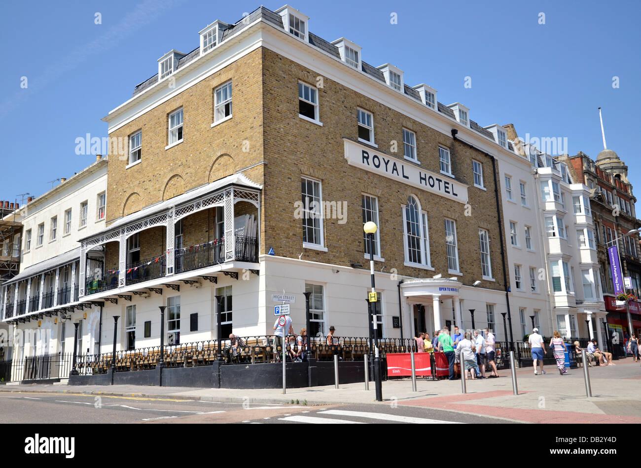 Royal Terrace Hotel Southend On Sea