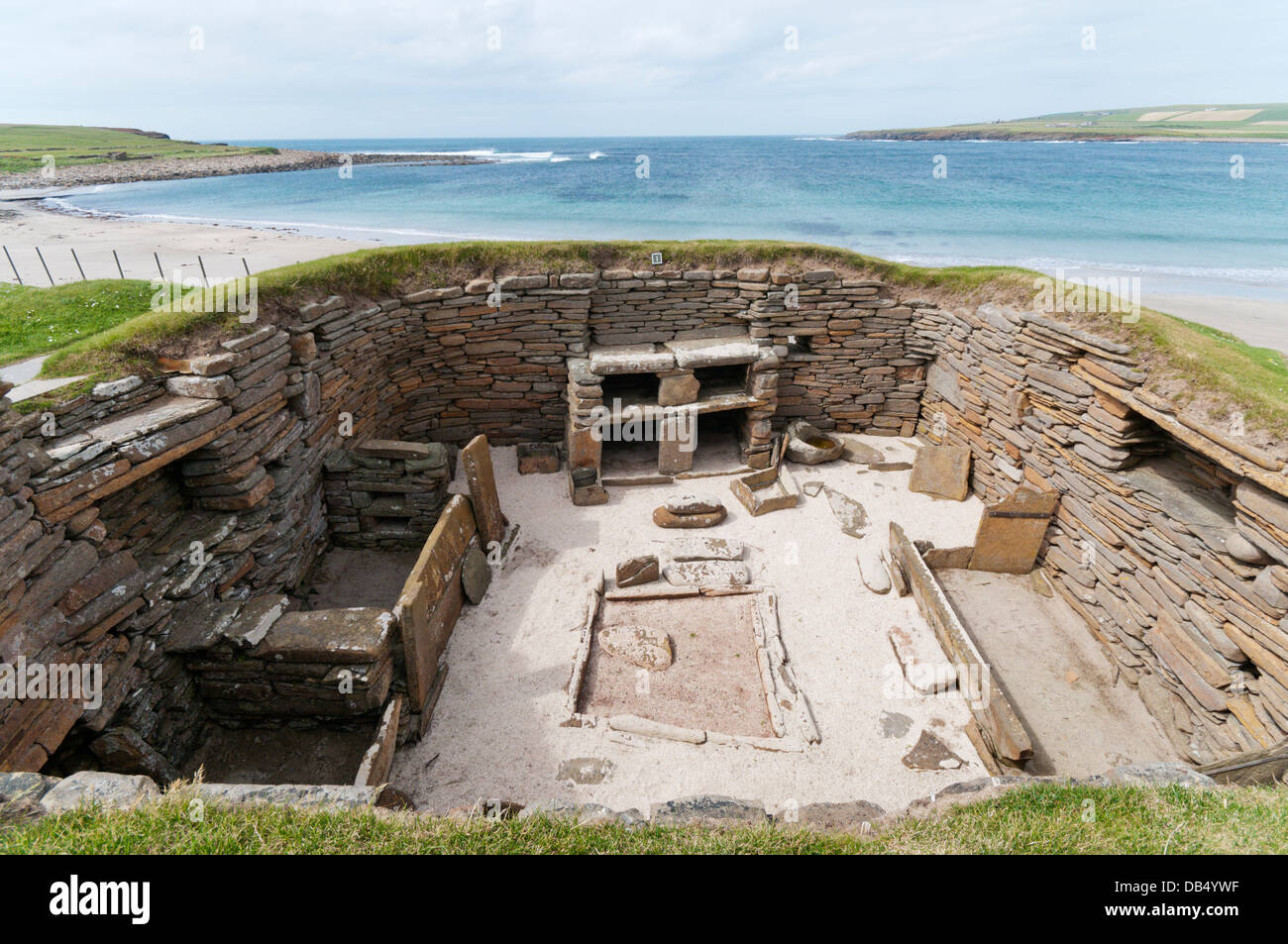 Skaill House Orkney Islands