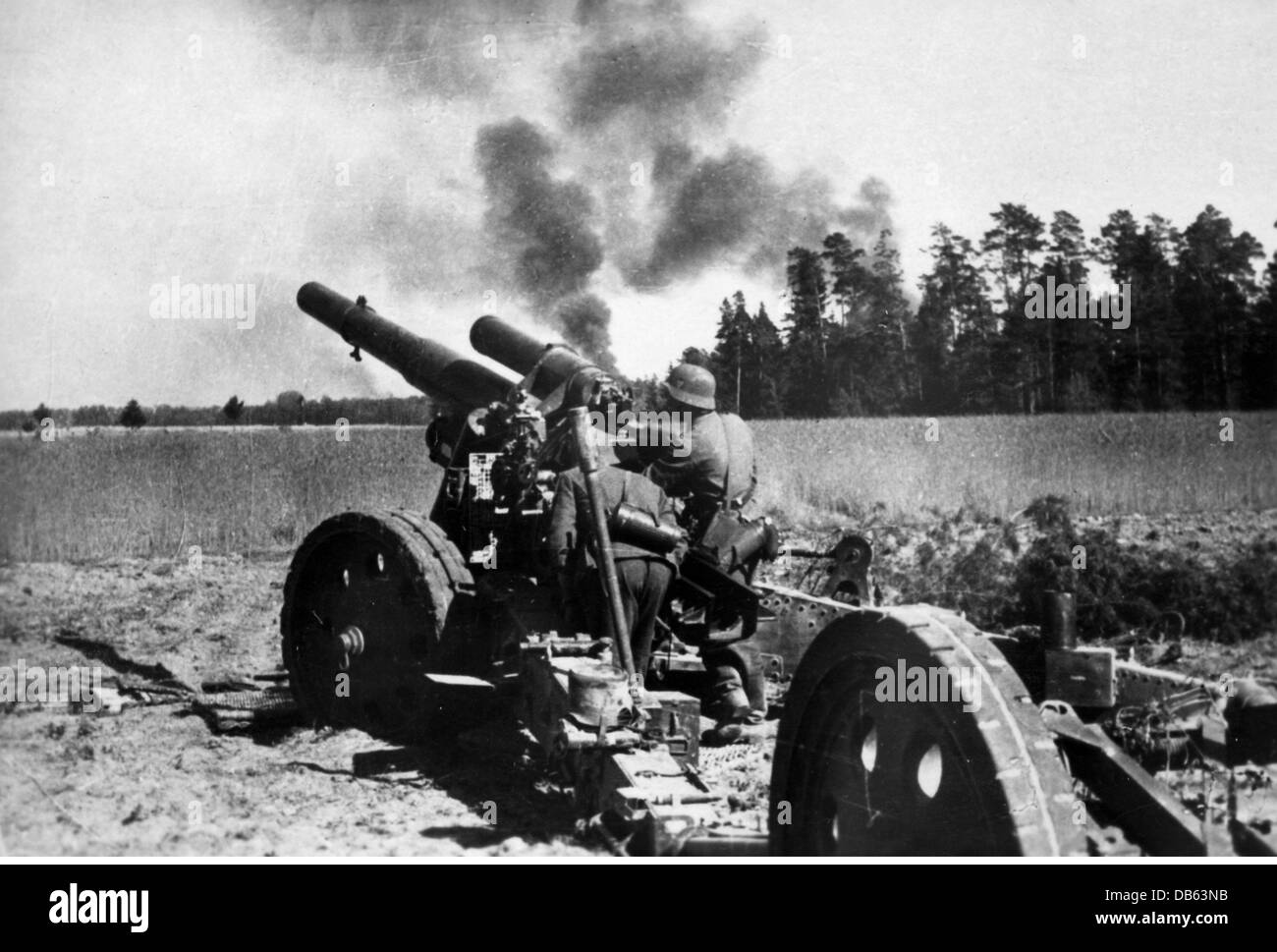 account of the operation barbarossa Operation barbarossa was the name given to nazi germany's invasion of russia on june 22nd 1941 barbarossa the largest military attack of world war two and was to have appalling consequences for the russian people.