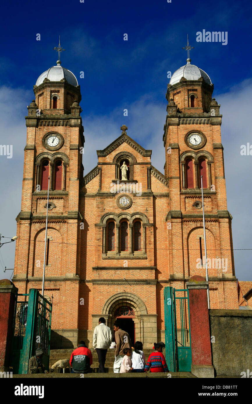 African Countries Religion Madagascar Church In