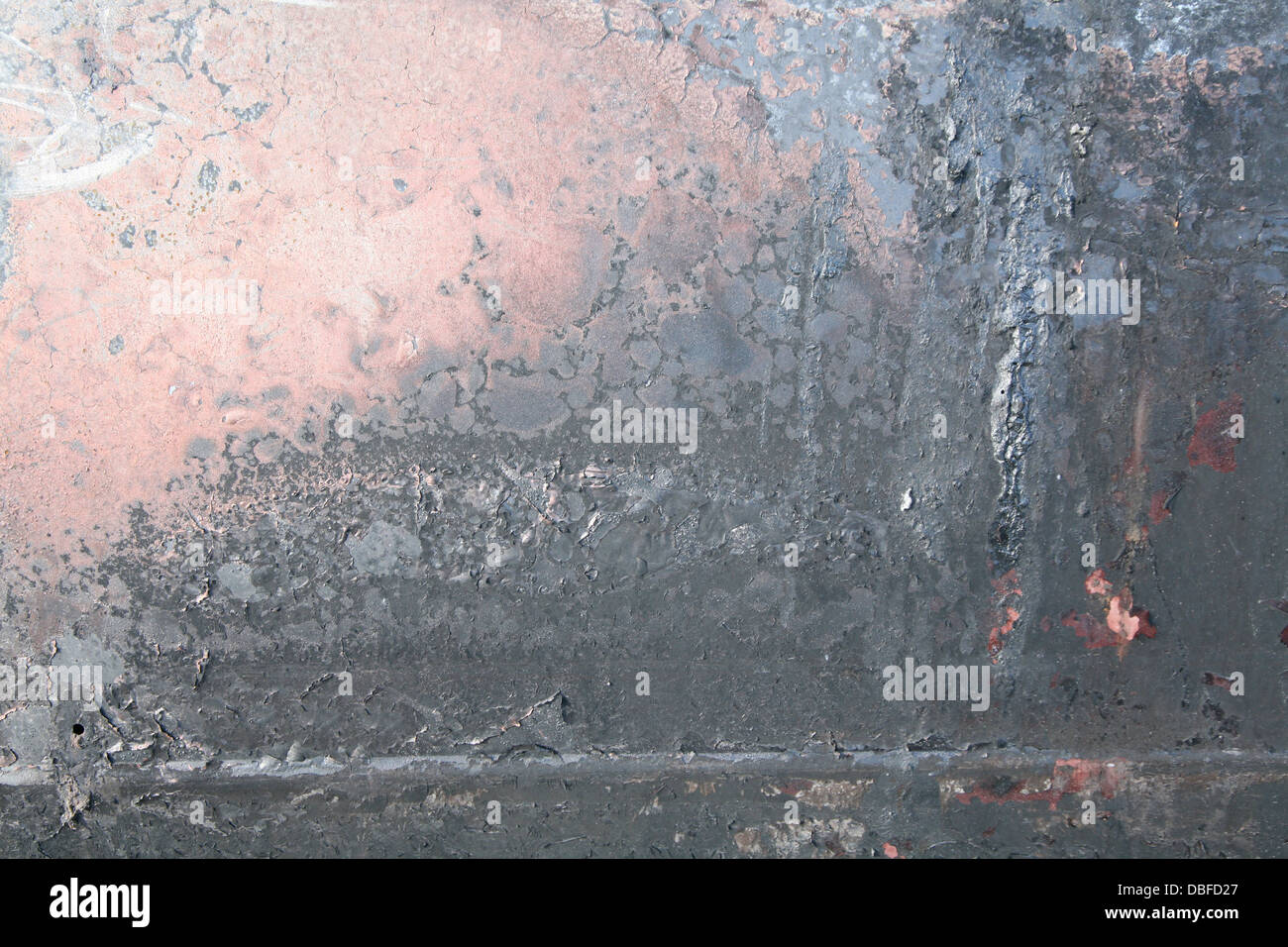 burned car paint stock photo royalty free image 58731855 alamy. Black Bedroom Furniture Sets. Home Design Ideas