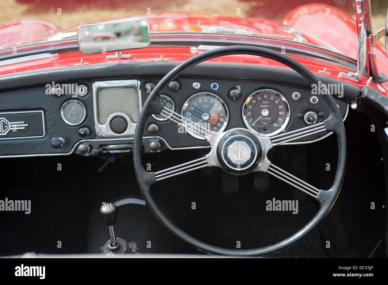 Classic Car Dashboard Switches