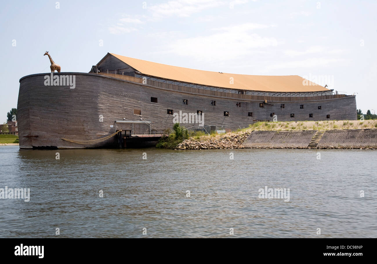 how to build on boat ark