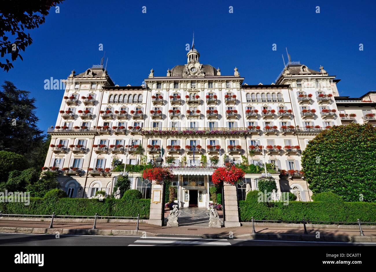 Grand hotel des iles borromees stresa lago maggiore for Designhotel lago maggiore