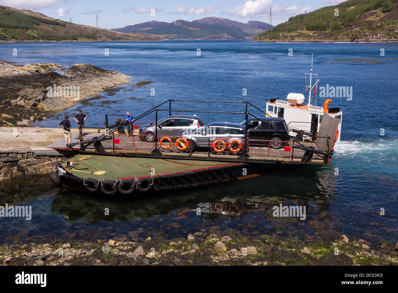 old-tiny-kylerhea-to-glenelg-car-ferry-g