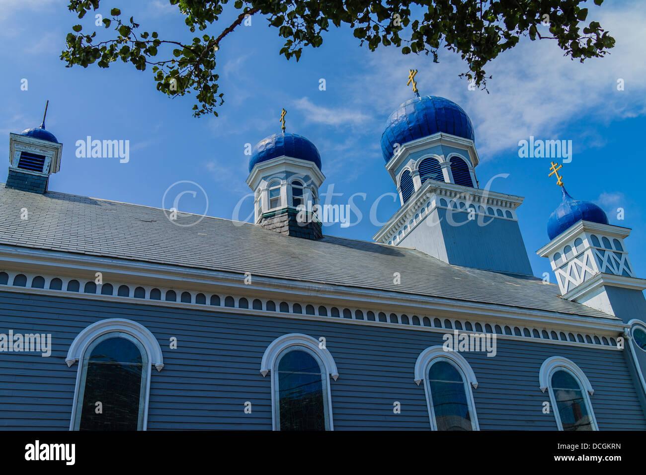 Onion Dome Stock Photos - Download 6,463 Royalty Free Photos   Onion Dome Church Saskatchewan