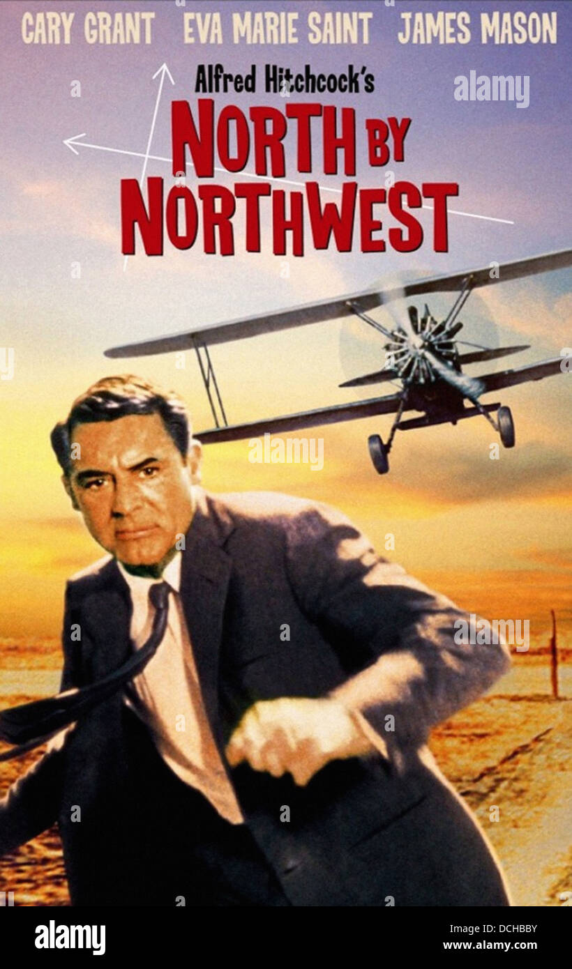 north by northwest by alfred hitchcock essay Its because his career epitomizes the  free modern day an analysis of the movie alfred hitchcocks north by northwest hero papers, essays, and research papers.